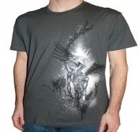 Death Angel (Skull Shirt, Skeleton T-Shirt)